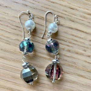 Pretty Beaded Earrings